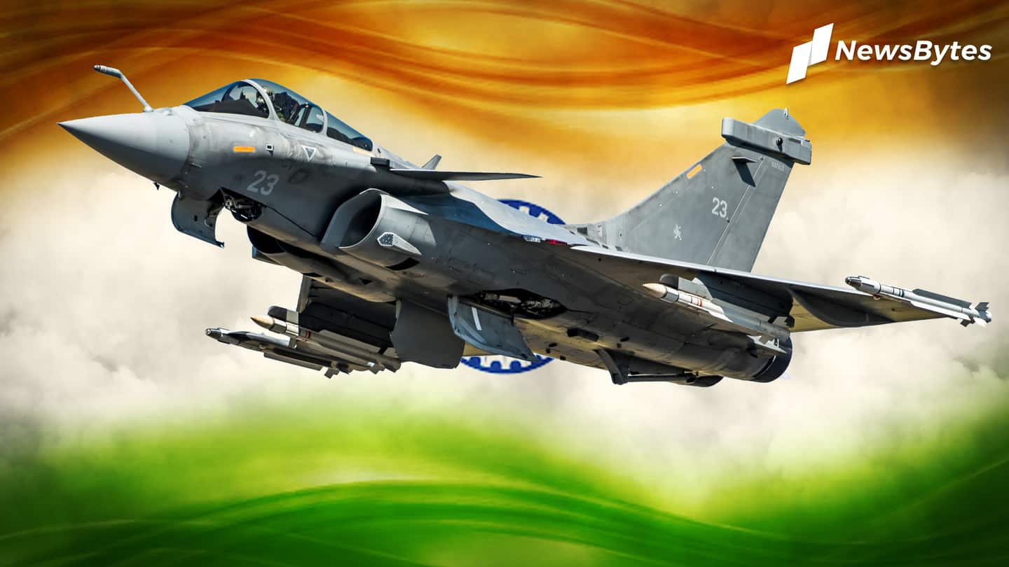 First five Rafale jets enroute India: All details here