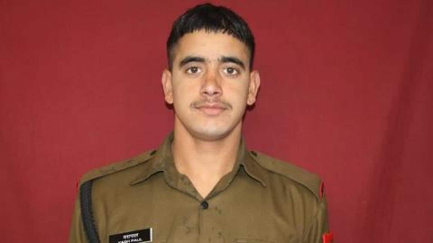 J&K: 24-year-old rifleman martyred after Pakistan violates ceasefire in Rajouri