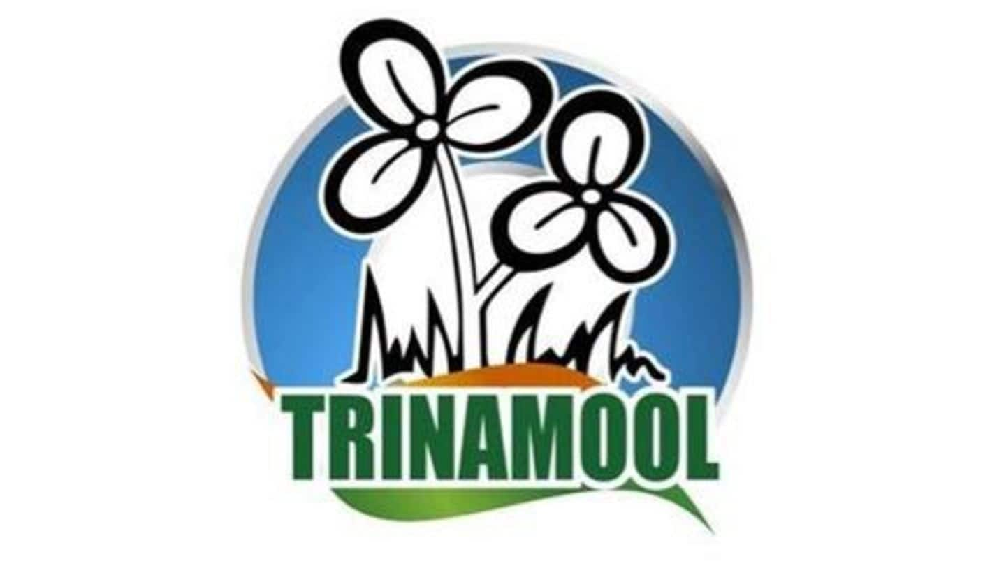 """Congress"" dropped from Mamata Banerjee's party logo, it's ""Trinamool"" now"