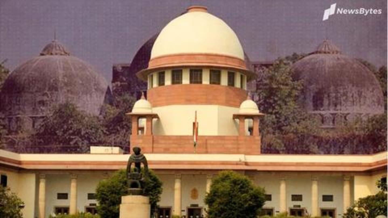 Top Muslim leader explains why they didn't seek Ayodhya-verdict's review