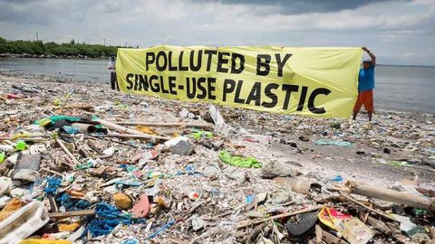 After brouhaha, government will NOT ban single-use plastic