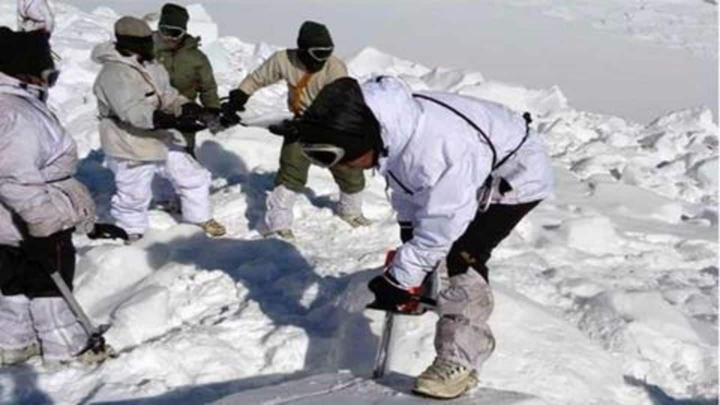 Soldiers in Siachen and Ladakh lack proper gear, ration: CAG