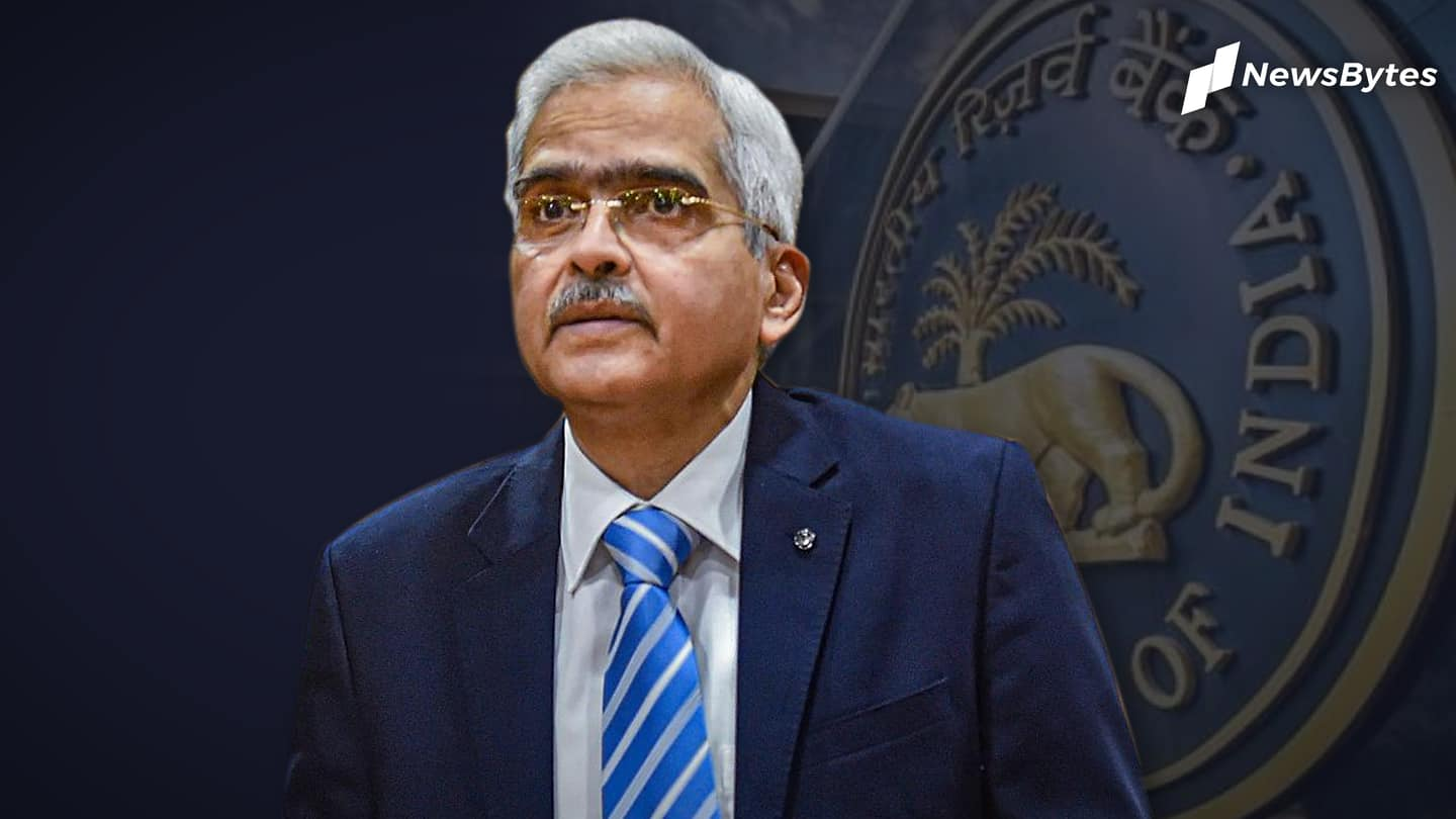 As economy suffers, RBI keeps repo rate unchanged