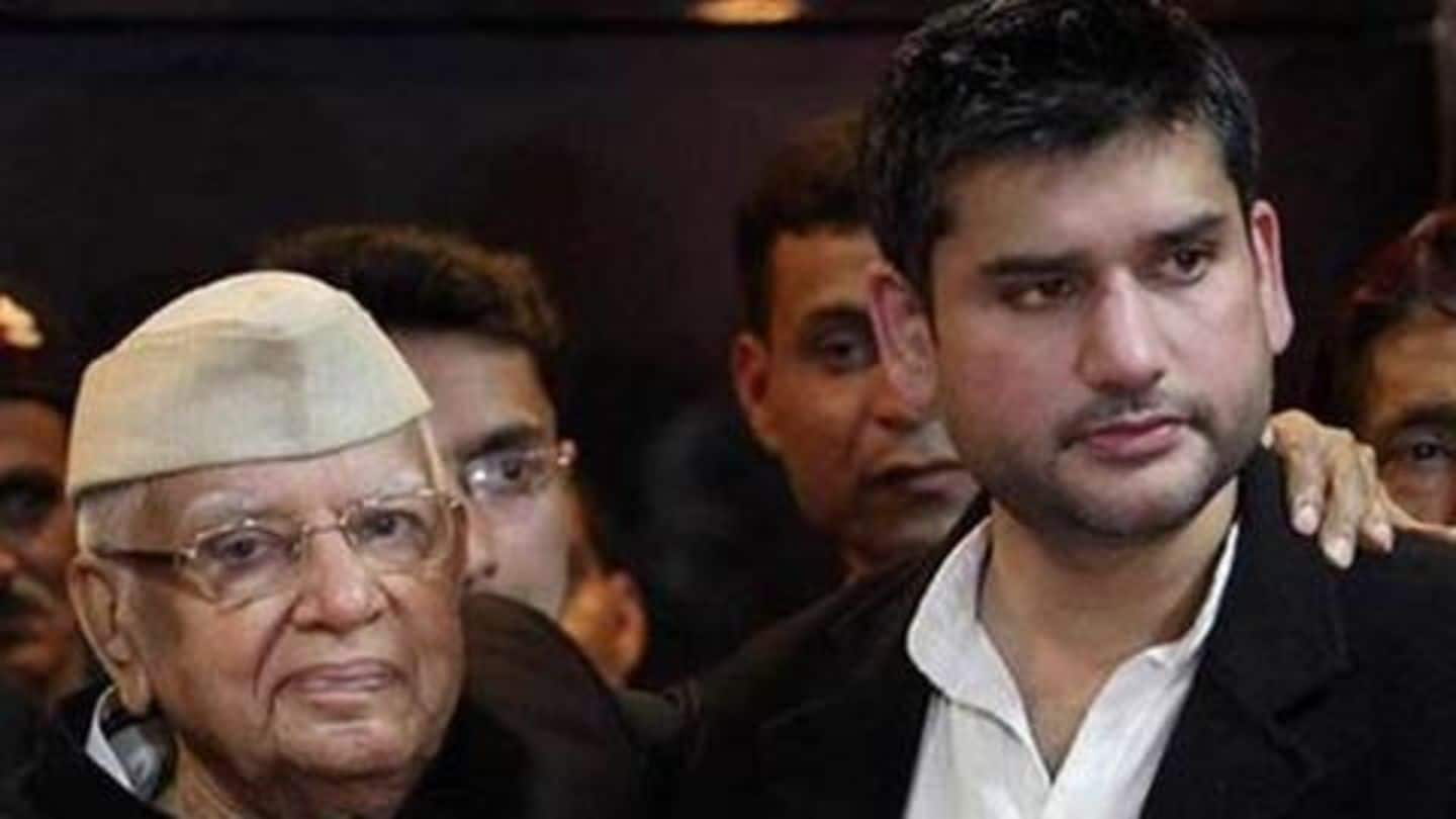 Rohit, who proved he was Congress-leader ND Tiwari's son, dies