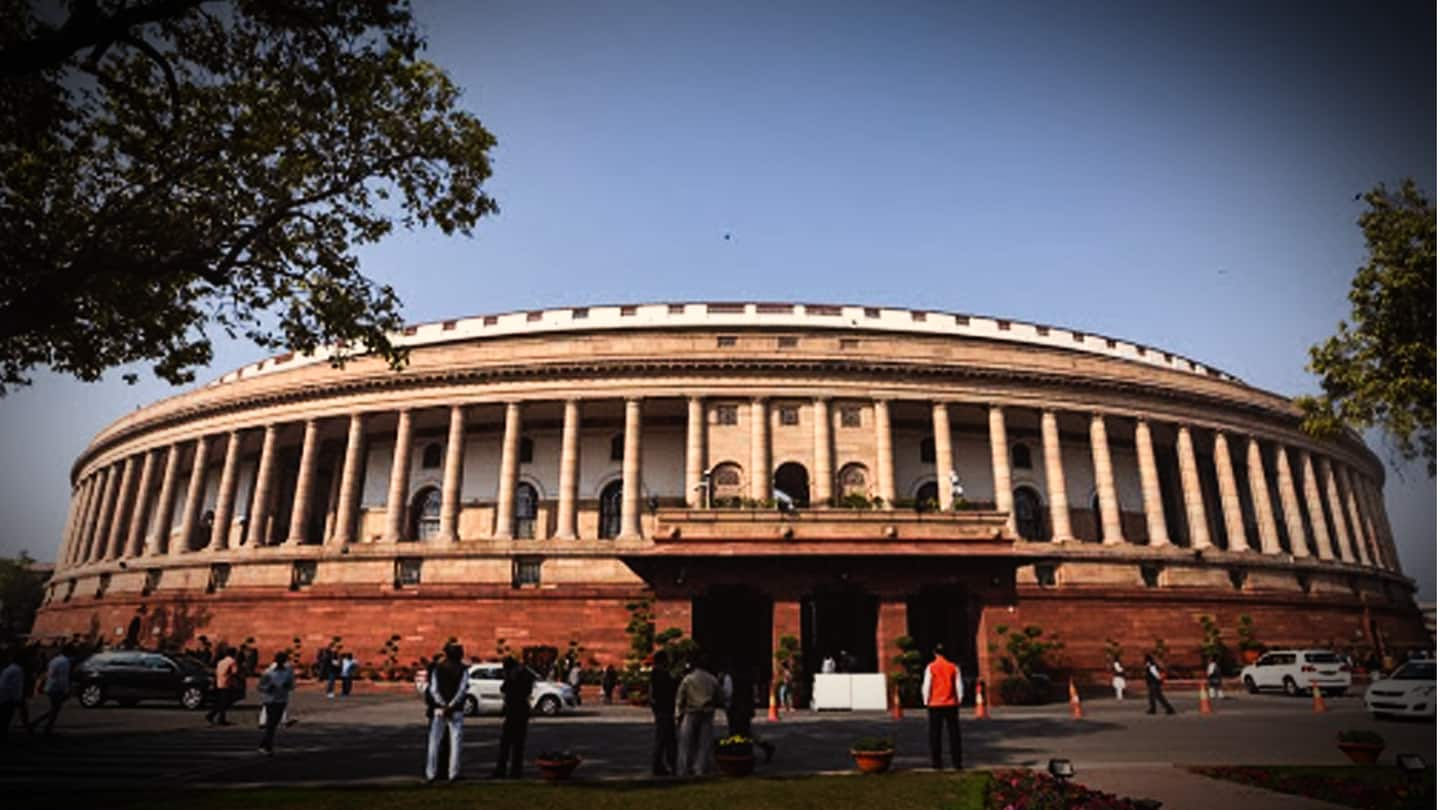 Budget Session: 17 Opposition parties to boycott President's address