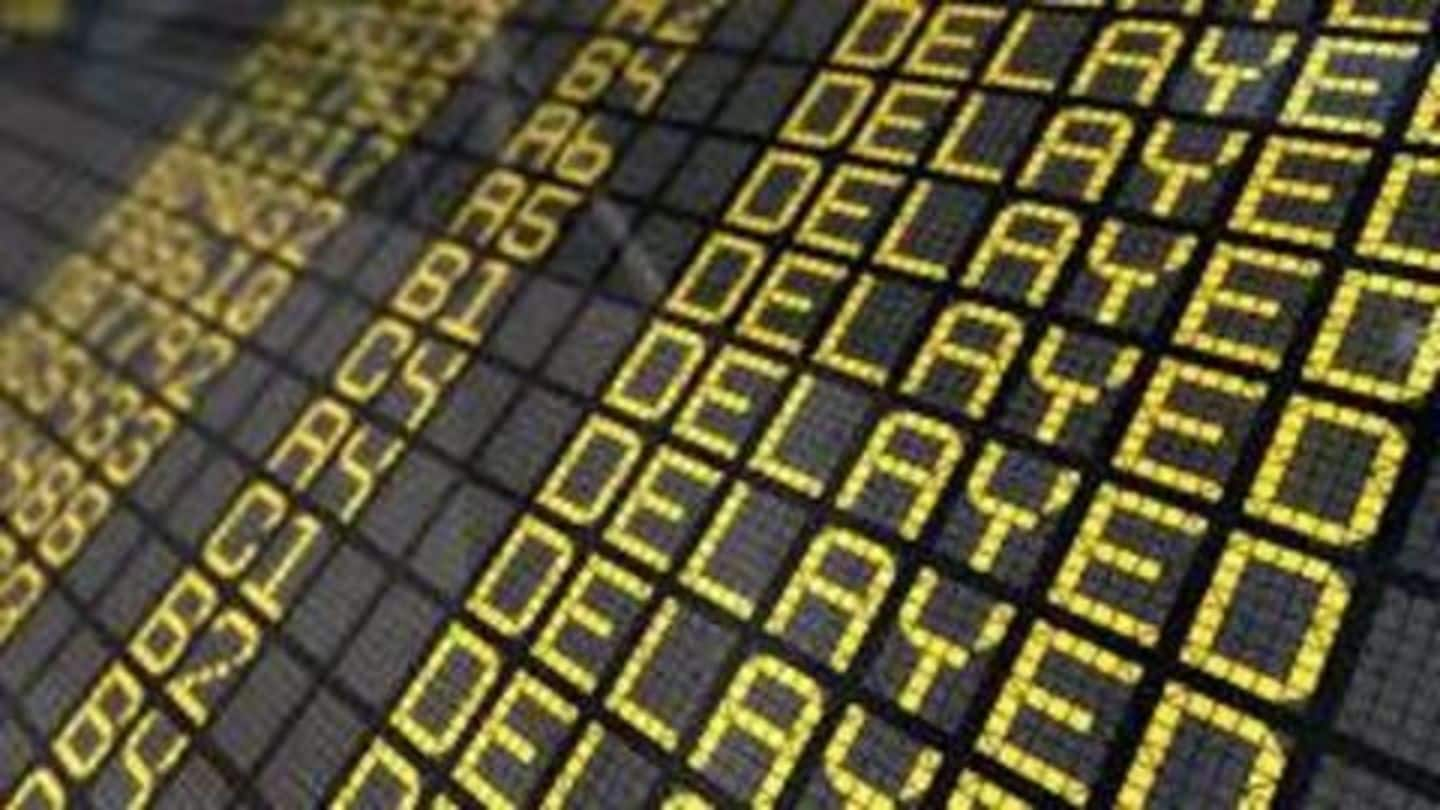 Soon, passengers can leave and re-enter airport if flight's delayed