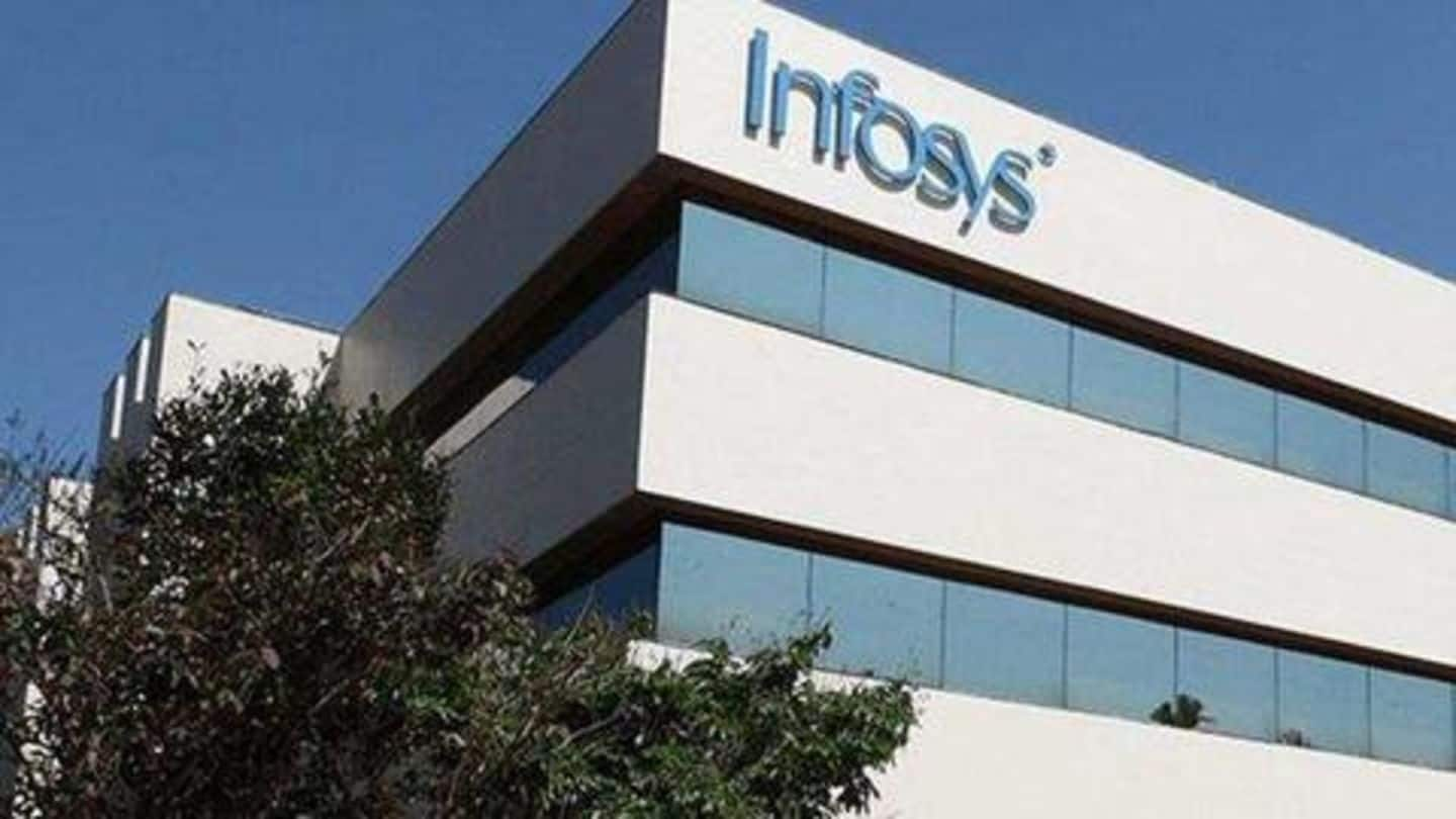 Infosys shares fall after whistleblower episode, worst dip since 2013
