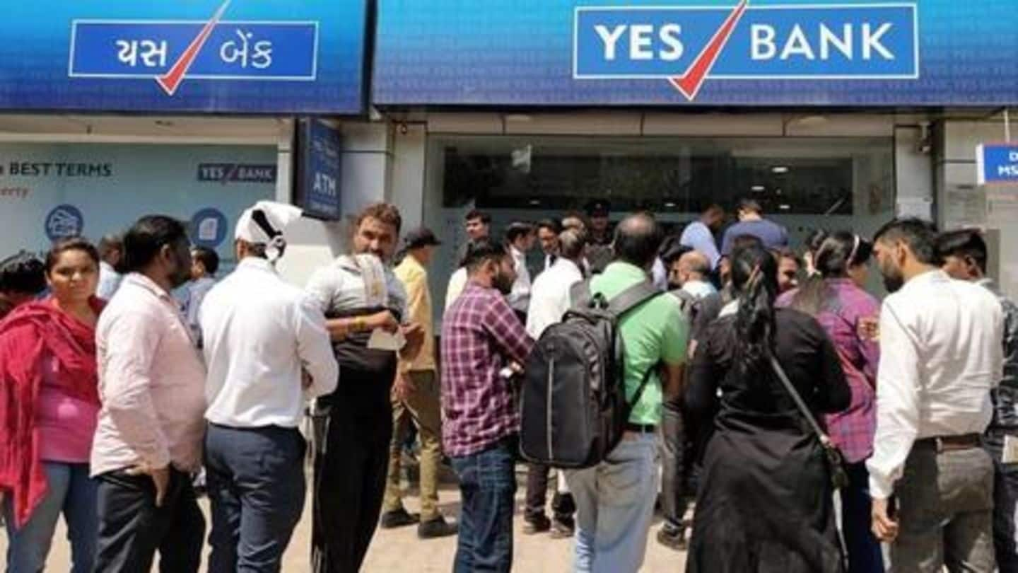 Yes Bank rescue plan unveiled, withdrawals restrictions to be lifted
