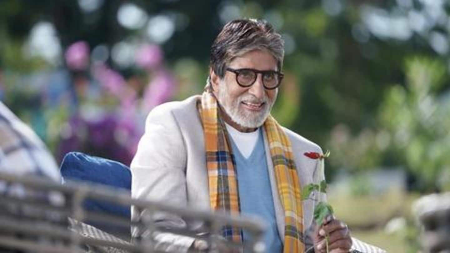 Amitabh Bachchan once carried this actress' shoes on the sets
