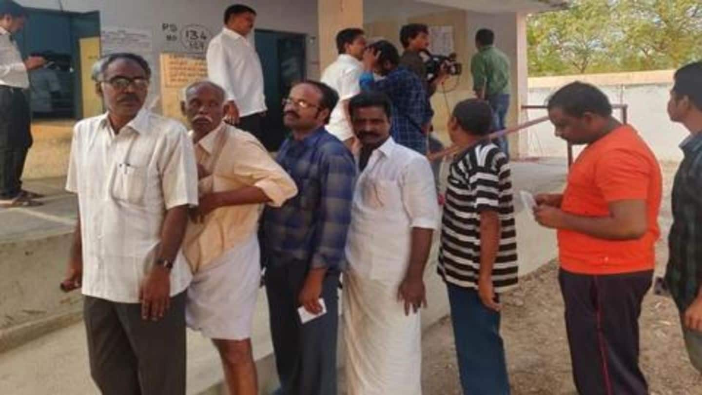 From smashing EVM to clashes, Andhra is witnessing high-octane polls