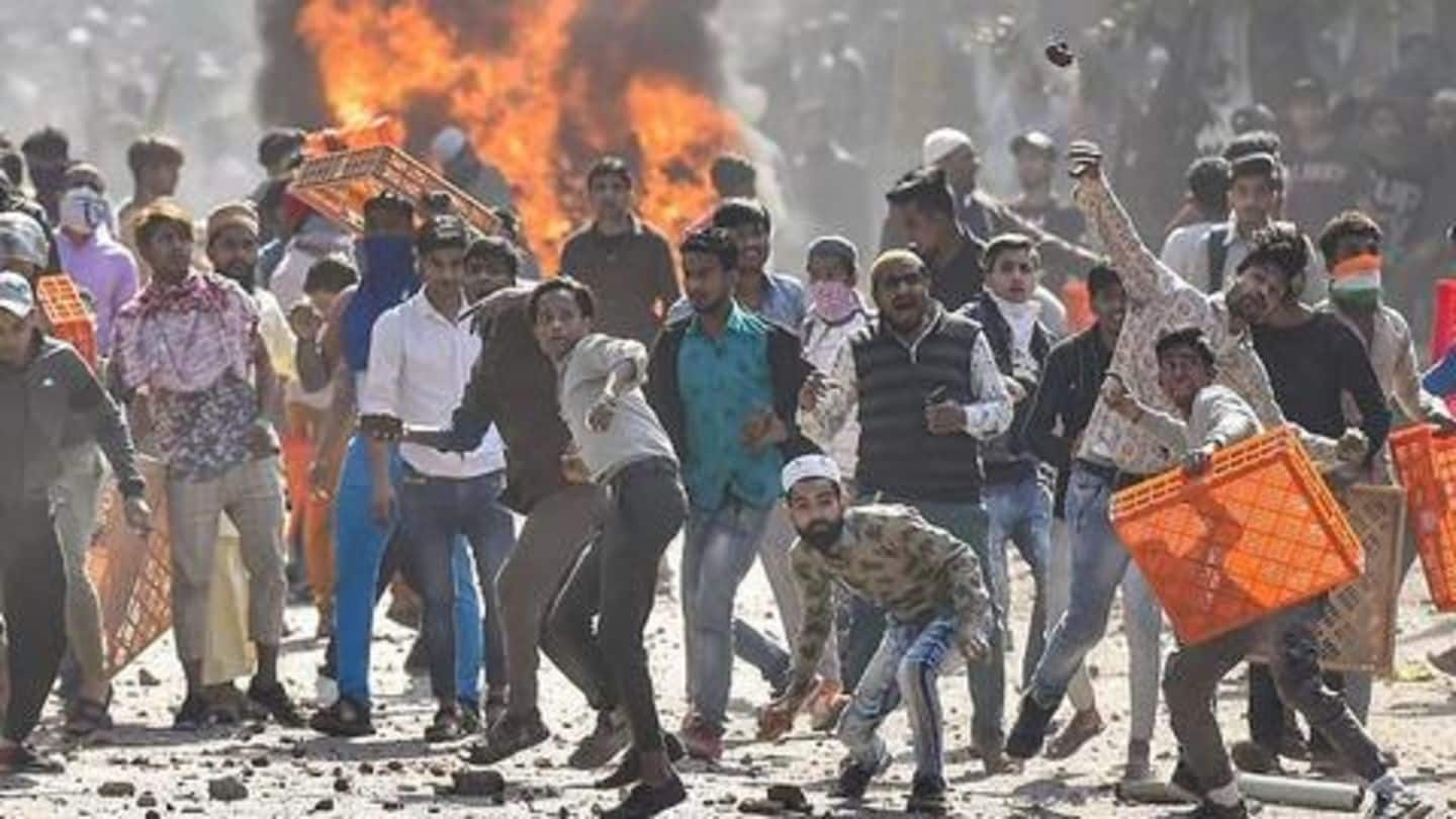 Delhi riots: Toll climbs to 38, Centre says situation improving