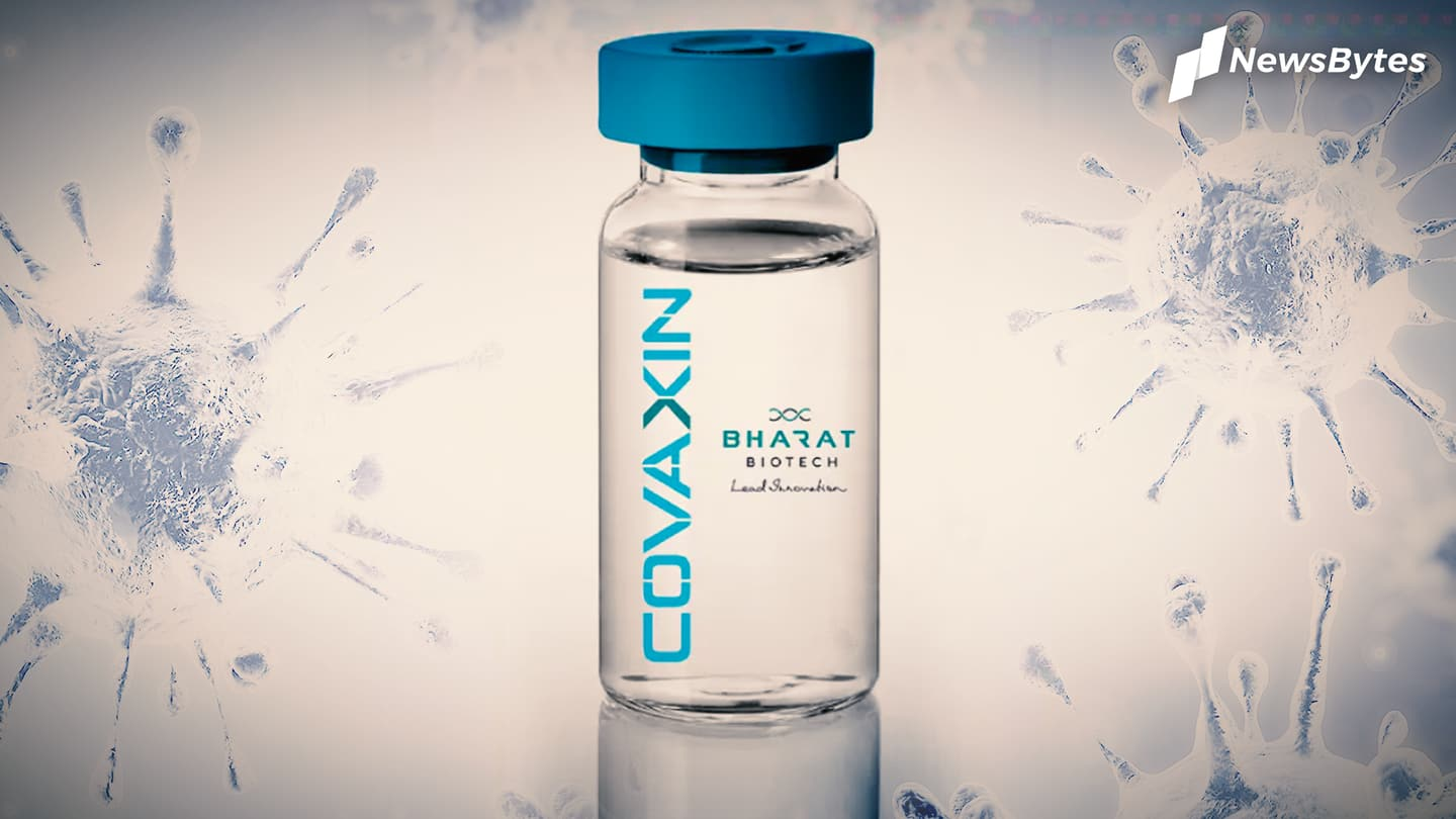 Now, Bharat Biotech seeks emergency use approval for COVAXIN