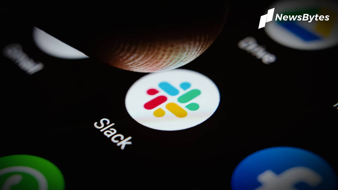 Salesforce is buying Slack for $28bn, its biggest acquisition yet