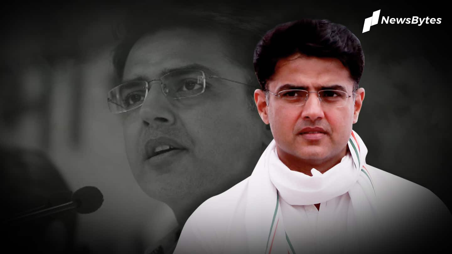 Rajasthan: Sachin Pilot approaches court, Harish Salve is his lawyer