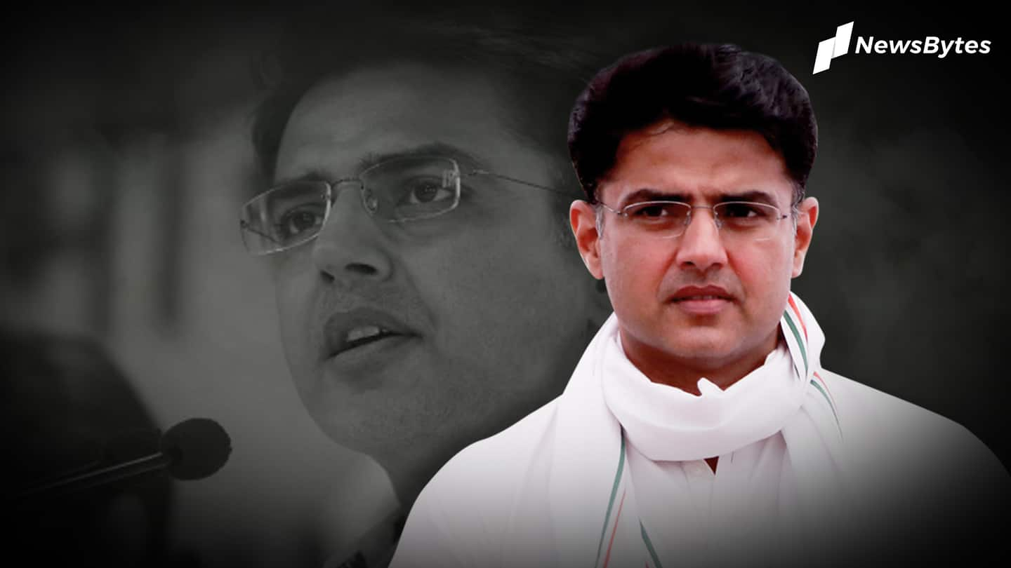 All of us are united: Sachin Pilot in Rajasthan Assembly