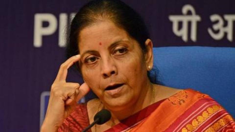 "I have been working on economy: ""Tai"" Nirmala Sitharaman"