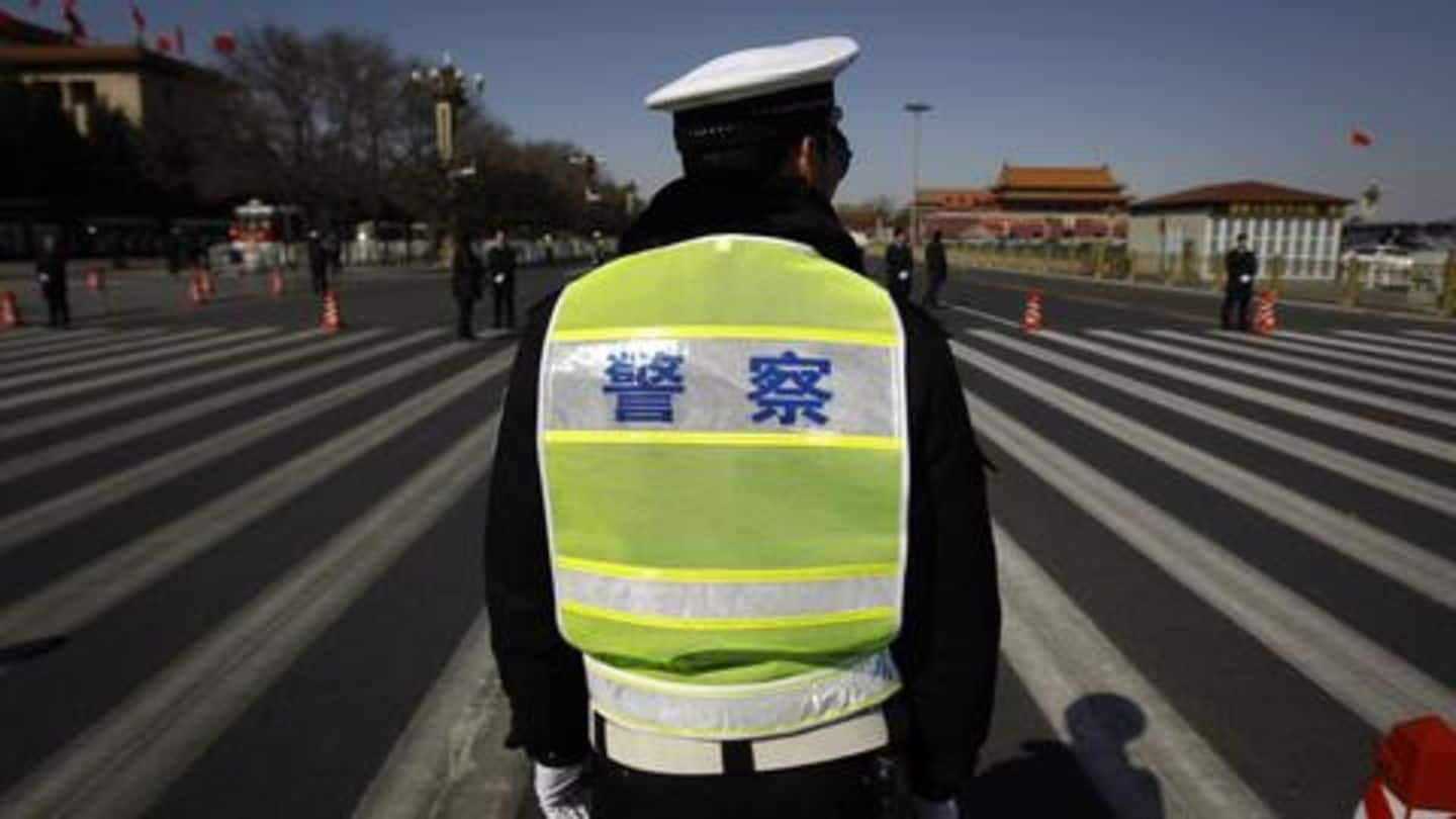 China: Security guard stabs 37 primary school kids, 2 adults