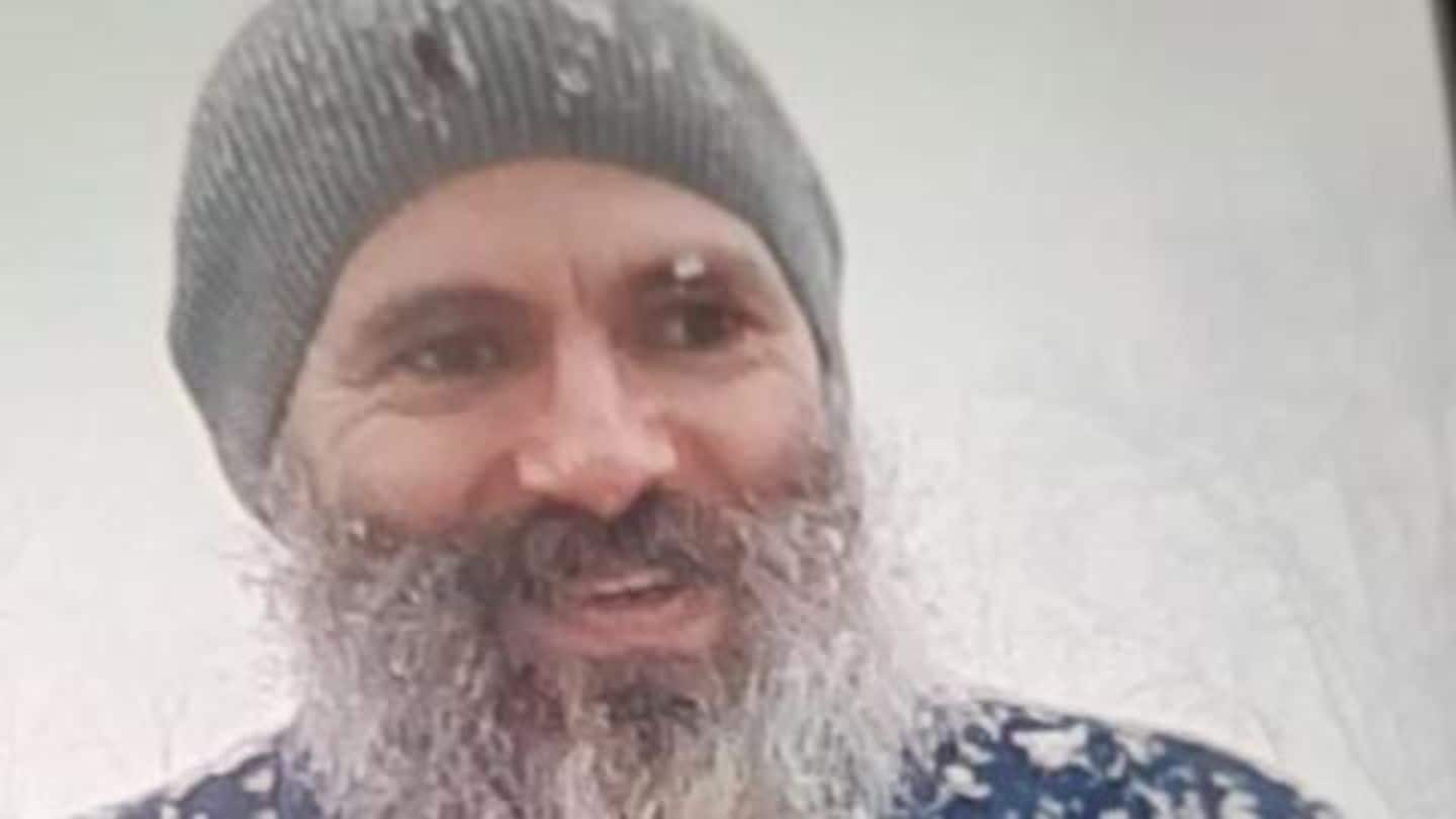 After Omar Abdullah's bearded pic surfaces, BJP sends him razor