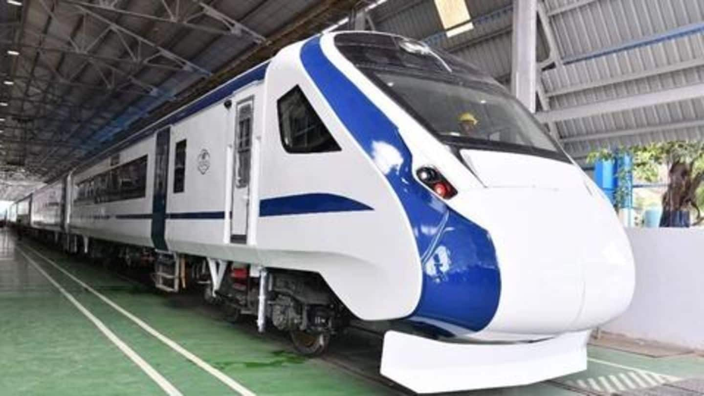 Shatabdi's successor, India's fastest-train called Train 18, to roll-out today
