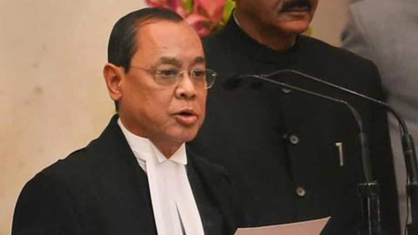 You can't dismiss petitions in haste, Attorney General tells CJI
