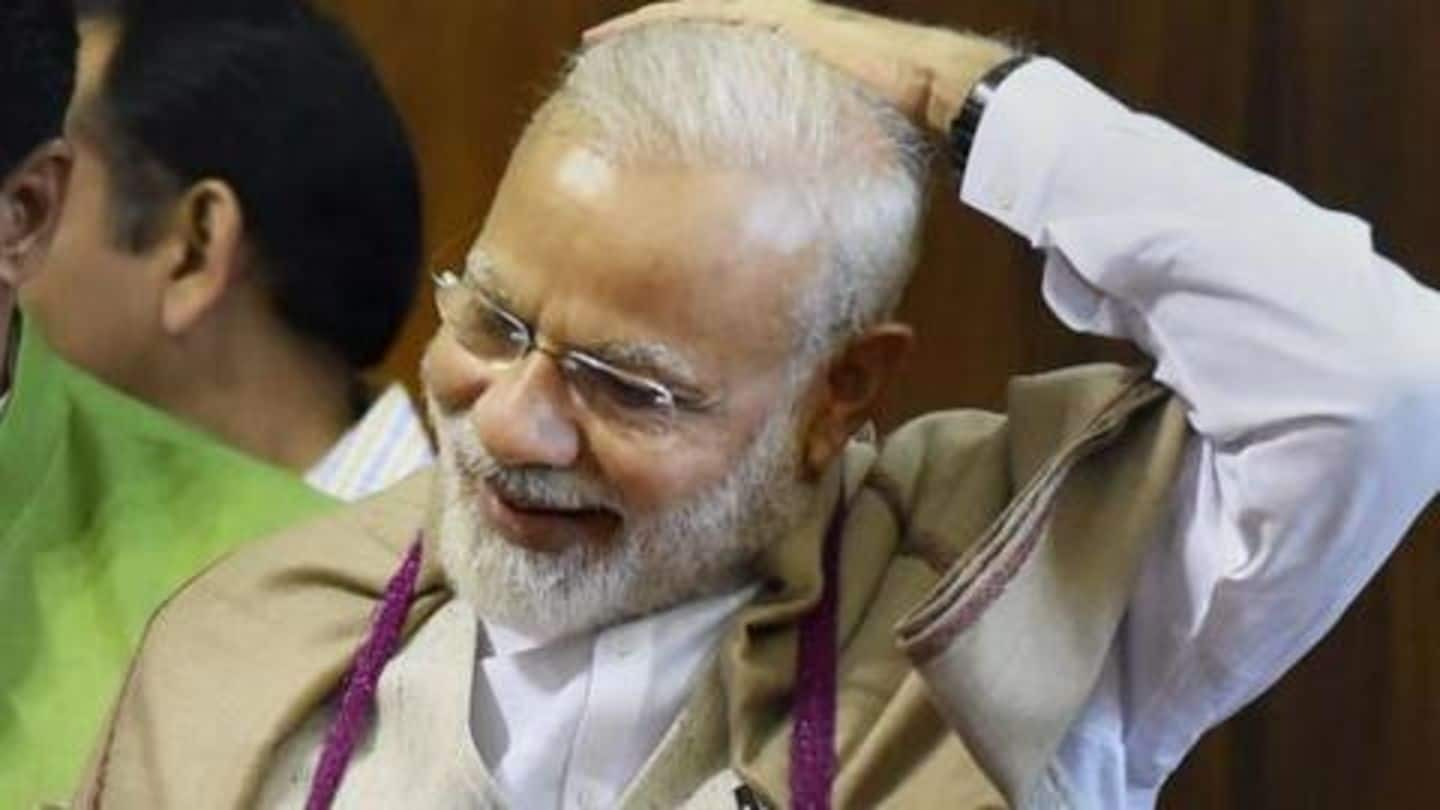 PM Modi is our daddy, says AIADMK leader