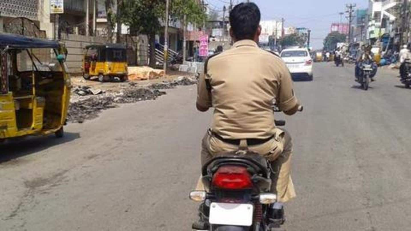 In Delhi, cops to pay double-penalty for violating traffic laws