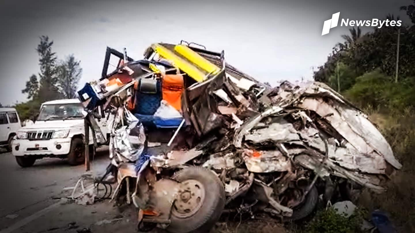 10 women en route Goa for vacation killed in accident