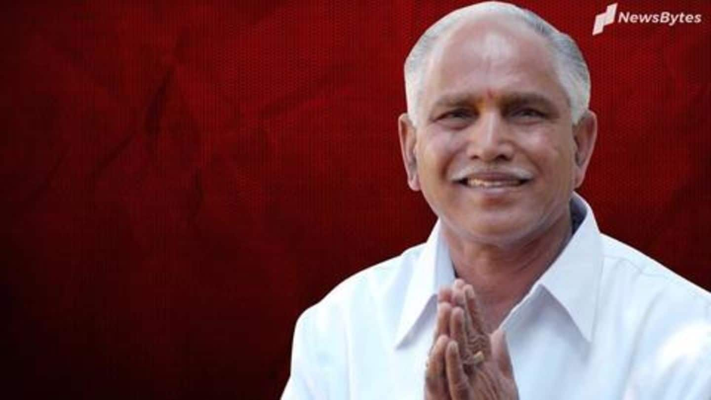BJP leader Yediyurappa gave me Rs. 1,000cr, claims disqualified MLA