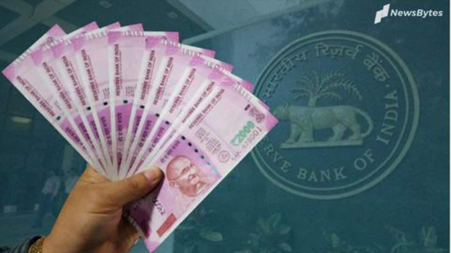 #NoteBanAnniversary: Ex-finance secretary says Rs. 2,000 notes can be demonetized