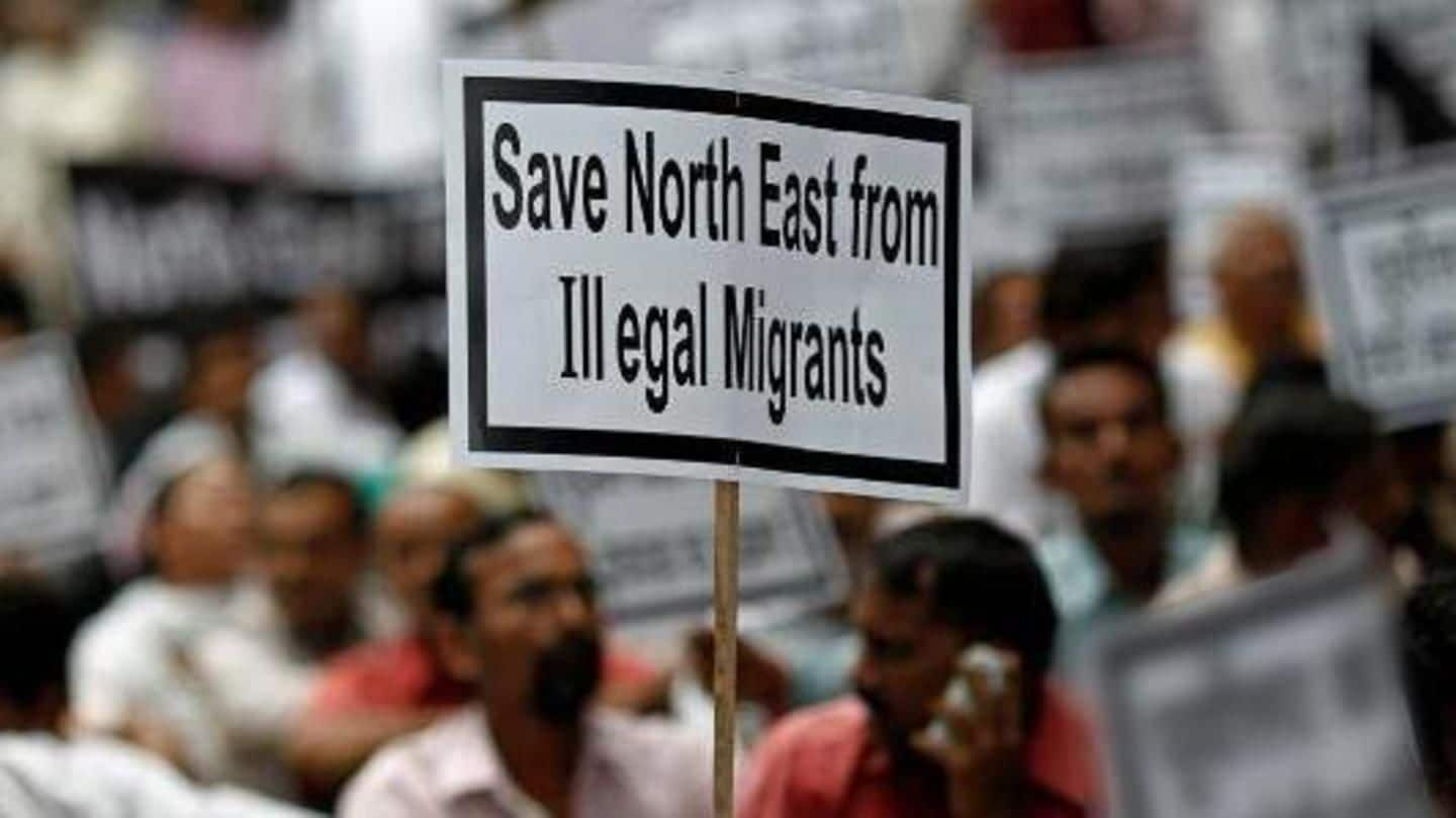 India informed Bangladesh about NRC, assured there won't be deportations