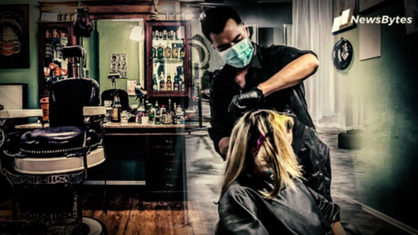 "Can ""recession-proof"" salon business survive the coronavirus pandemic?"