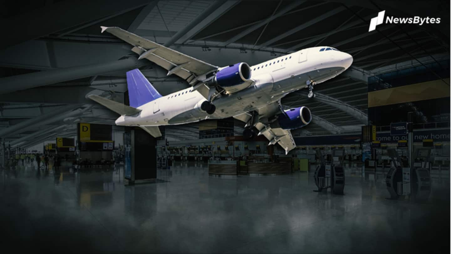 Unable to fly, travelers hop on flights to reach nowhere