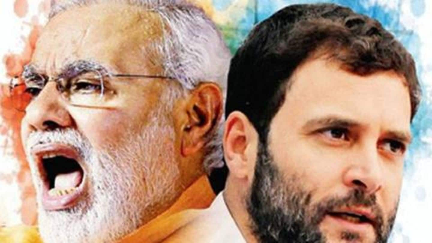 """Rahul Gandhi summoned by court for calling PM Modi """"Commander-in-thief"""""""