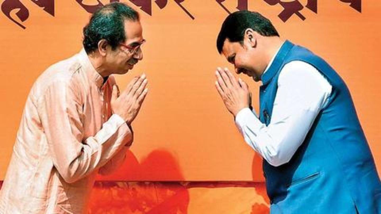 Maharashtra: BJP to meet governor today, but Sena isn't blinking