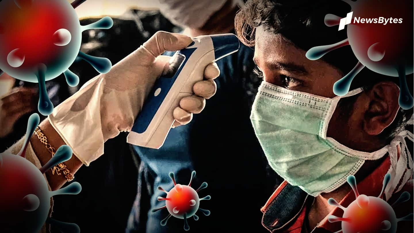 """Coronavirus: Months into pandemic, Centre admits to """"limited"""" community transmission"""
