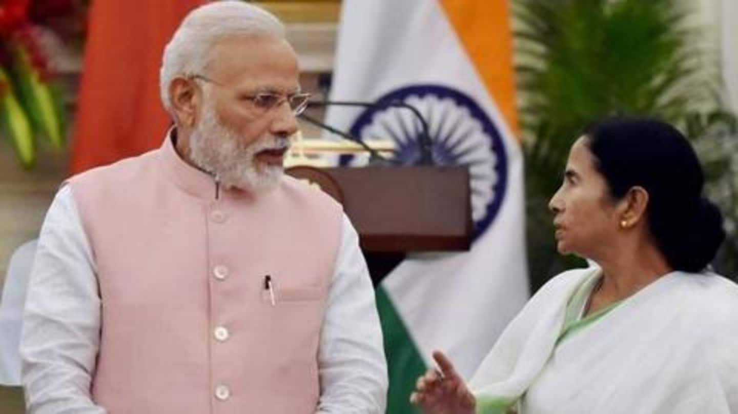 After saying yes, Mamata refuses to attend Modi's swearing-in ceremony