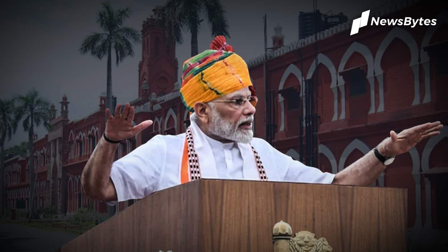 AMU: Students oppose invitation extended to Modi as Chief Guest