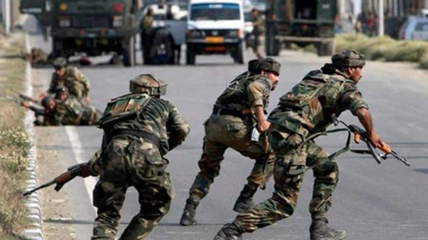 CRPF jawan martyred, minor killed in terror attack in Anantnag