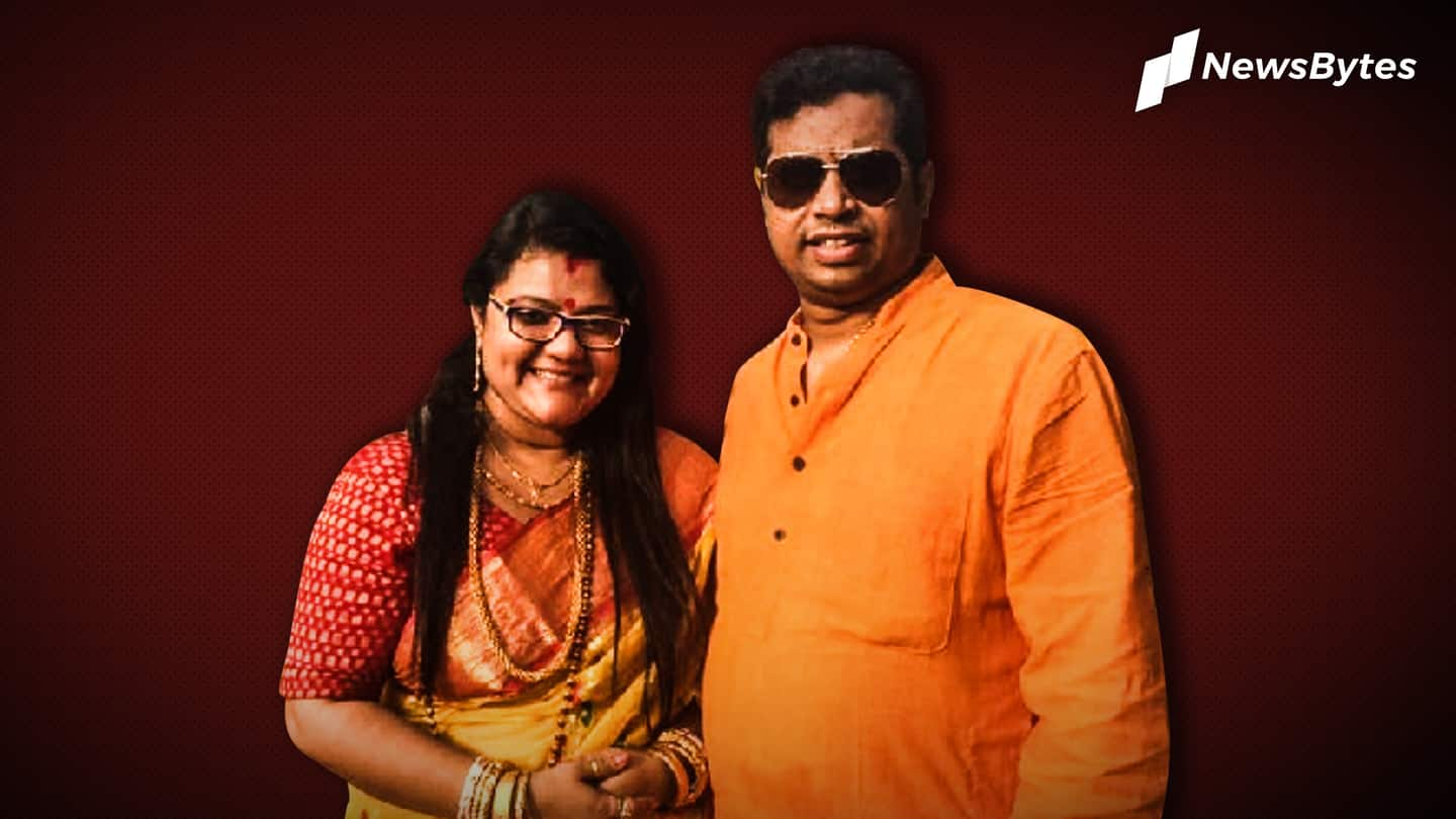 Bengal: BJP MP to divorce wife as she joined Trinamool