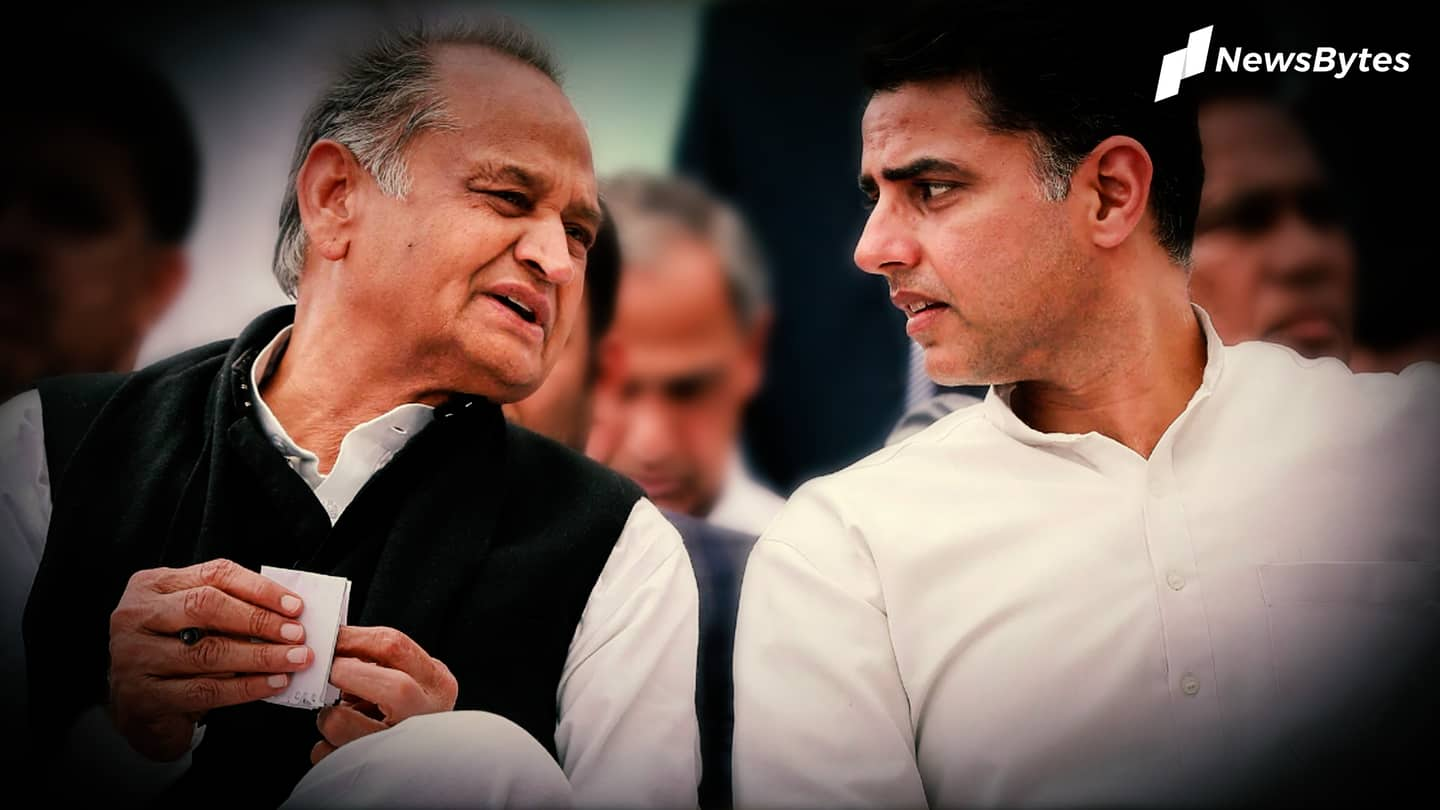 Rajasthan crisis: 'Rebel' Sachin Pilot skips second Congress meeting