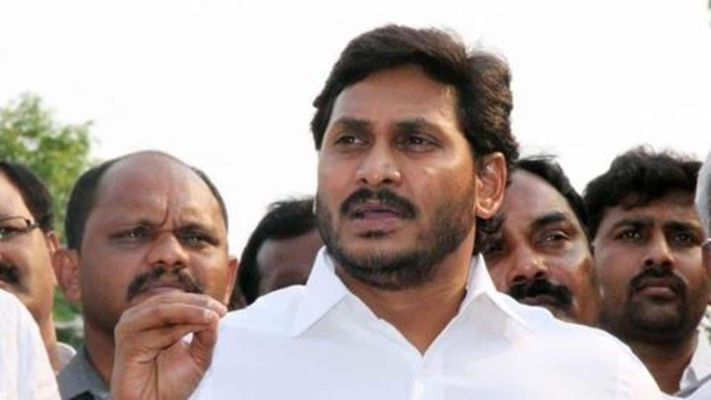 Jagan Reddy will have five deputy CMs from different communities