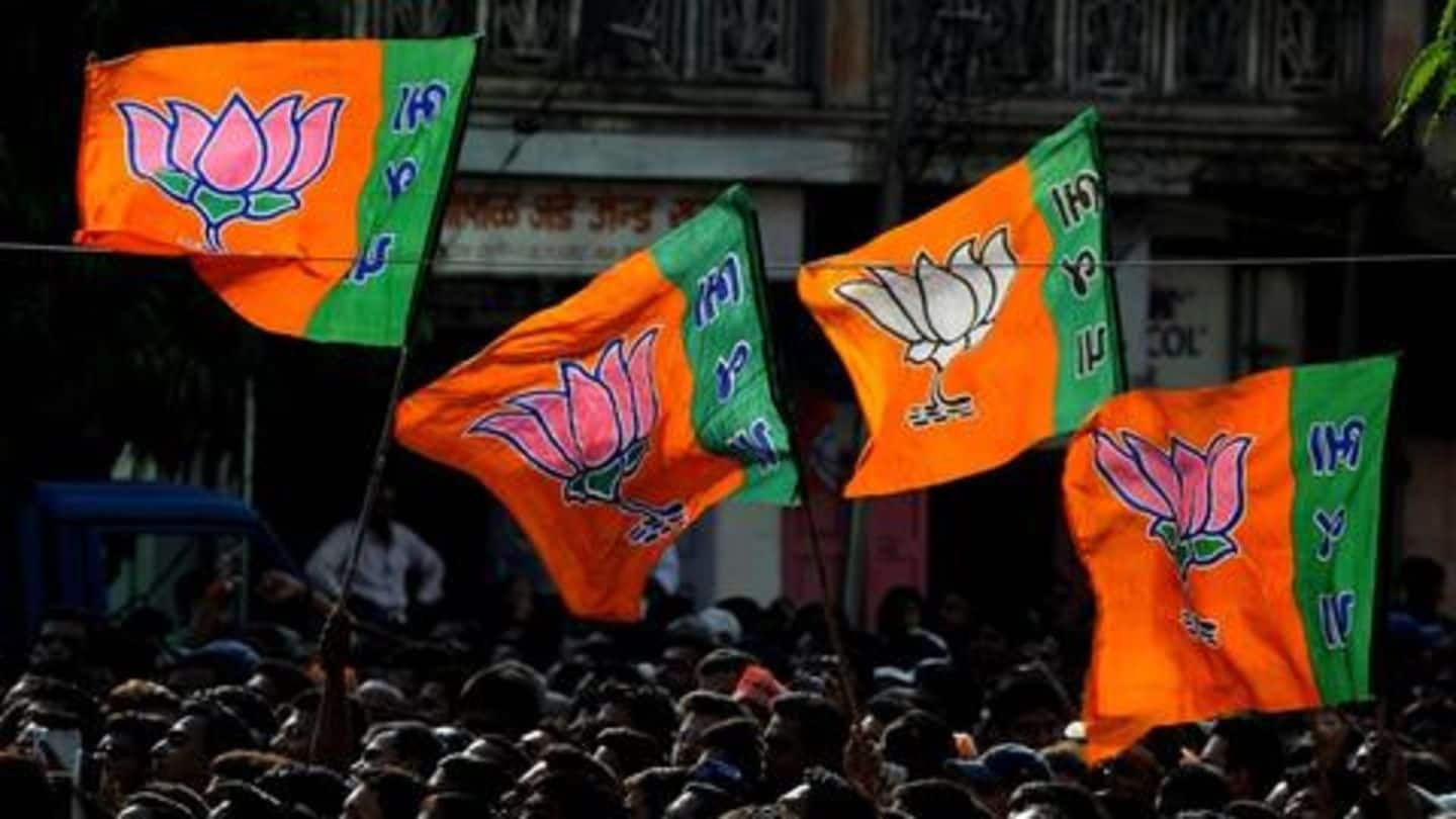 BJP MP confesses party lost plot. It's hard to disagree
