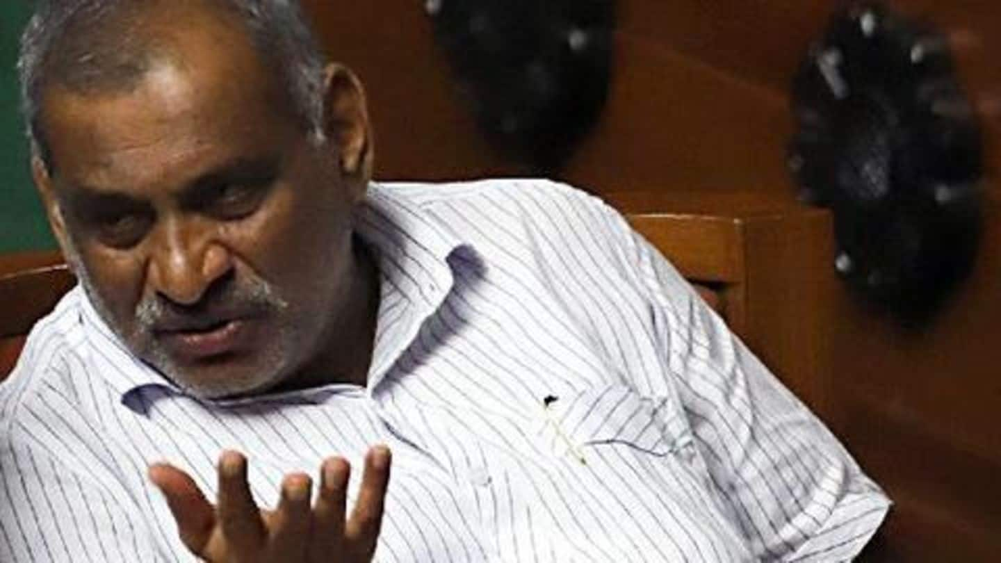 Karnataka minister defends deputy CM, who watched porn in Assembly