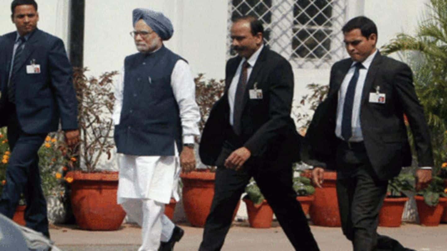 Centre withdraws Manmohan Singh's top security (SPG) cover: Here's why