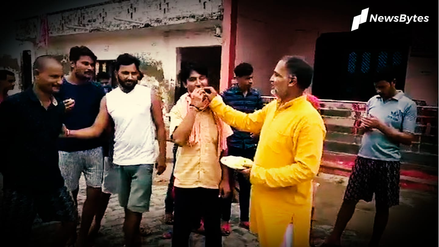 Terrorized by gangster Vikas Dubey, villagers celebrate new-found independence