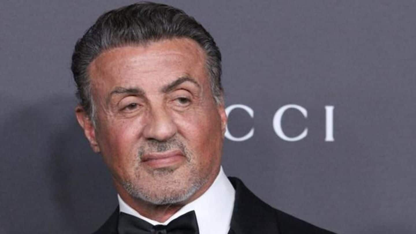 Probe begins on sexual assault charges against Sylvester Stallone
