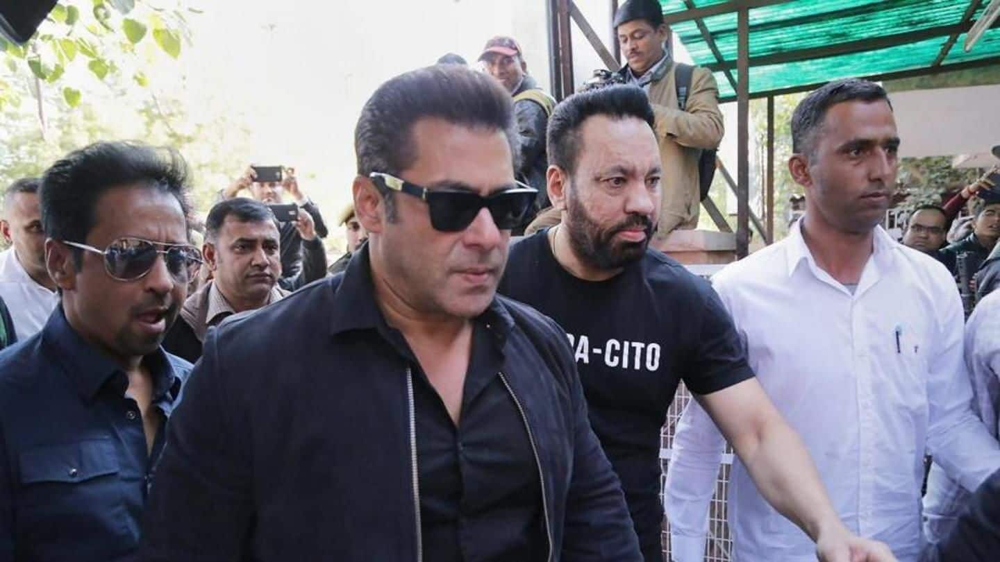 Now, Salman Khan needs Jodhpur court's approval before visiting abroad