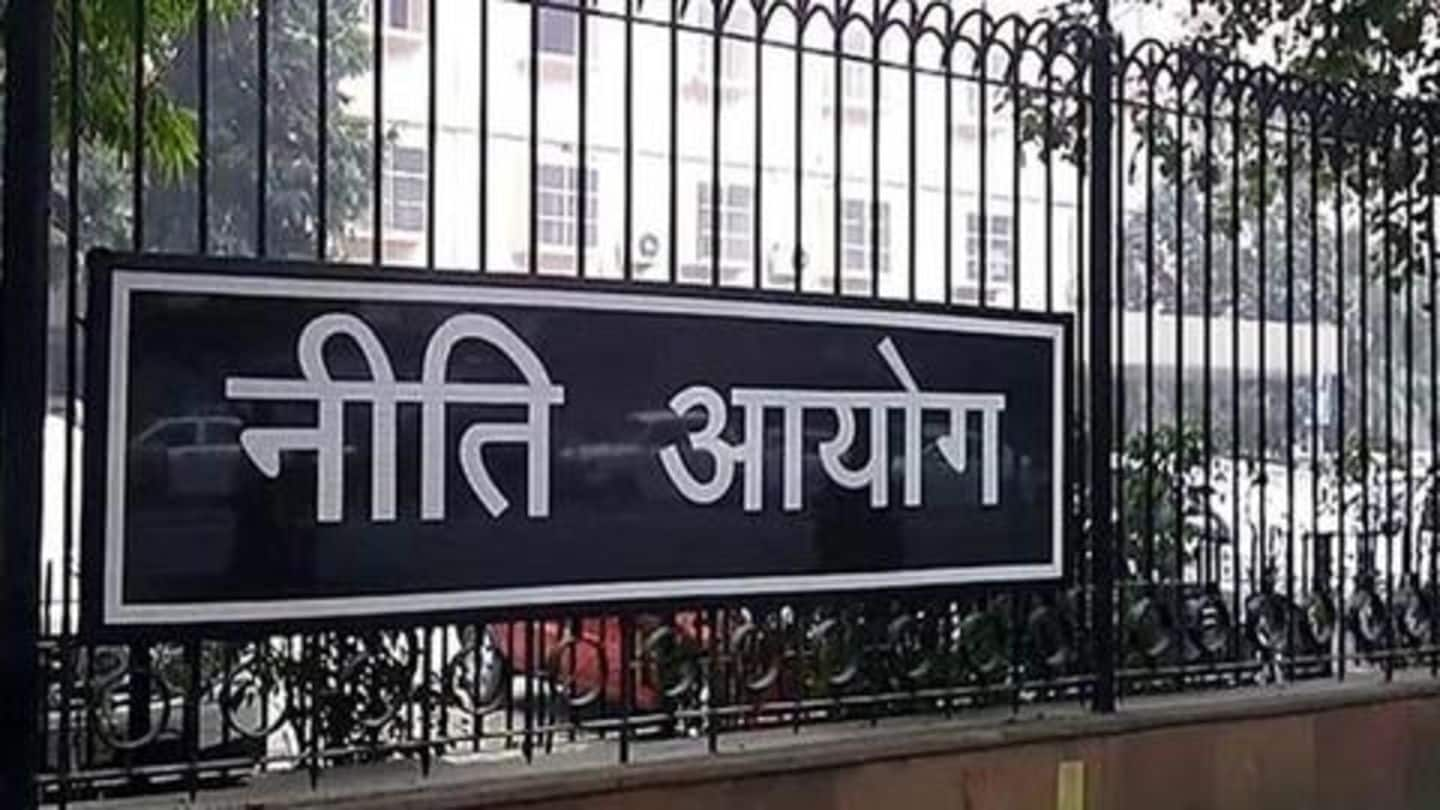 NITI Aayog employee tests coronavirus positive, building sealed