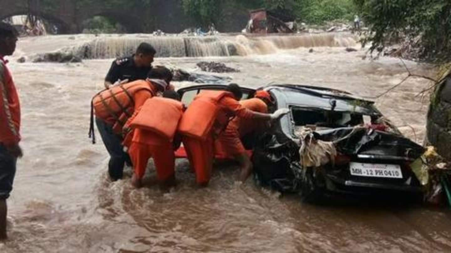 Pune: 11 dead after heavy rains; schools and colleges shut