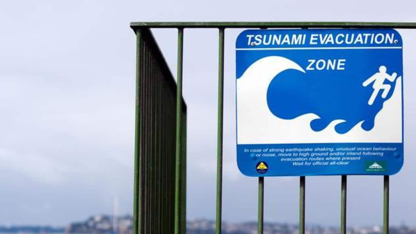 Powerful earthquakes trigger Pacific-wide tsunami alerts, mass evacuations ordered